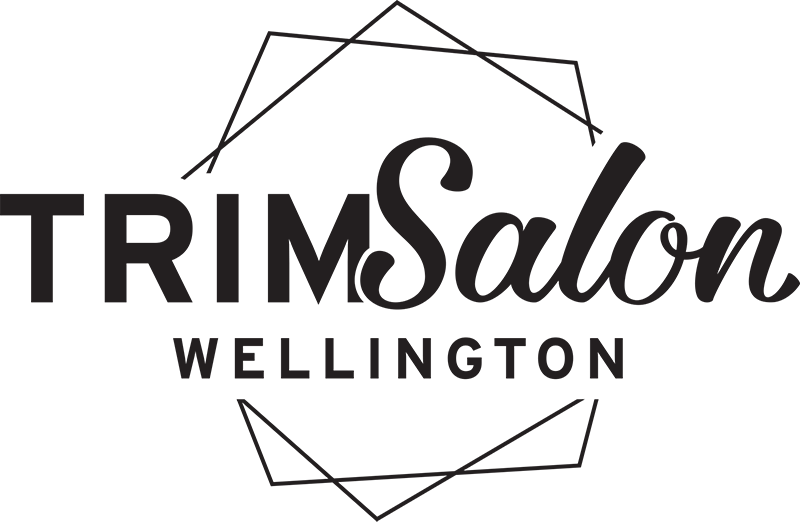 Trim Salon Wellington Logo